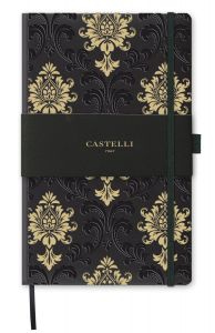 Notes Castelli Milano - Copper & Gold Baroque Gold