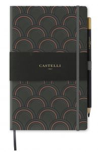 Notes Castelli Milano - Copper & Gold Art Deco Copper