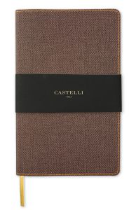 Notes Castelli Milano - Harris Tobacco Brown