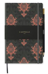 Notes Castelli Milano - Copper & Gold Baroque Copper