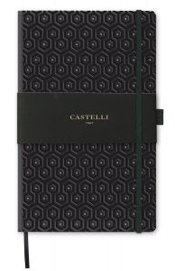 Notes Castelli Milano - Copper & Gold Honeycomb Gold