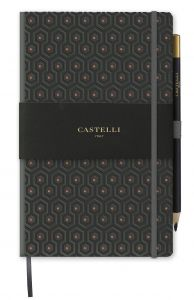 Notes Castelli Milano - Copper & Gold Honeycomb Copper